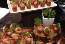 Sea food buffet