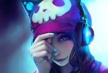 Anime music neko ♥