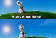 OLAF / by bailey hutson