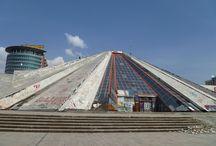 Tirana Albania / Albania's Capital captured in pictures.