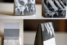 Greyish / Small notebook