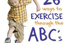 ABC TEACHING IDEAS