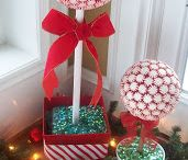 Candy canes on Christmas / by Valerie Collier