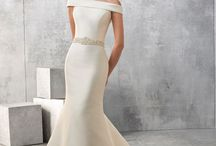 Gowns for the mature bride