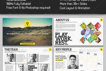 infographics + presentation / by Eddy Ortiz