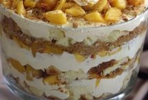Trifle Bowl Recipes / by Amy Thobe