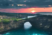 Bali  / the place, I have to see