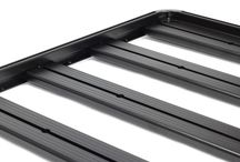 Load Bars by Front Runner Outfitters / Find roof rack bars & cargo carriers here. Front Runner has a wide range of roof racks. Browse & buy online today! #overlanding #camping #4x4  #FrontRunnerOutfitters #FrontRunner #travel #adventure #outdoors #jeep #tacoma #Defender #roofracks