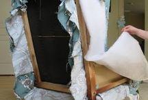 tapizar silla, sillón, puf