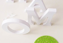 ideas letras / by maria salas
