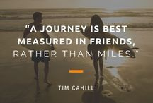 Inspiration for #TheNextEscape / Inspirational Travel Quotes