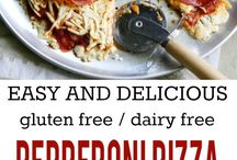 Dairy Free Gluten Free recipes