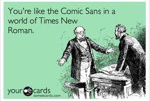graphic design funnies