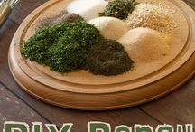 DIY Seasonings and Mixes
