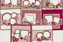 scrapbook layouts / by Lori Thomas