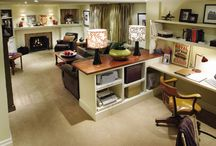 Gorgeous Basement Love / by Maggie Nick