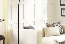 Floor Lamps / by Simana Rao