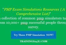 PMP Exam Study Material / PMP stands for Project Management Professional certification exam. PMP®, is one of the most respected and globally recognized certification is offered by the Project Management Institute (PMI®). The PMP® certification demonstrate that the candidate have the skill, education and experience to successfully manage a project of any field. Get PMP Exam Study Material Blogs,Practice test,New Update etc.