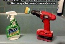 Idéias para limpeza