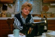 •Murder,She Wrote & other TV Shows..• / by Kristine Guner