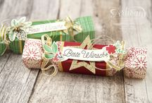 Stampin Up - automne / hiver  2016