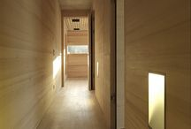 CLT- cross laminated timber - architecture