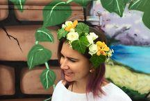 Beautiful Flower Crowns