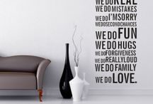 Walldecoration