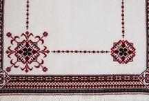 Ethnic embroidery