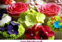 Cakes and Cup Cakes / by Shelly Patterson