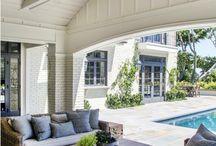 outdoor verandahs
