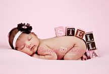 Carrie's Newborn Session / by Meagan Collins