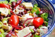 saláty pro zdraví