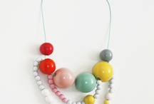 Bling-bling / Jewelry made with different materials