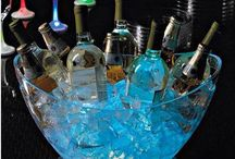 Party Musts!!!! / If you're going to throw a party to remember - here are a few must do's or tries.