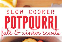 DIY Slow Cooker Scents