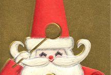 Retro Christmas / by Marisa Hurley