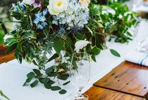 Lakefront Wedding / Lakefront Wedding of D + M Featured on Style Me Pretty  Florals // Molly Taylor and Co. Planning and Styling // A Charming Fete Photography// Aster and Olive Rental // Borrow Rentals Catering // Spice