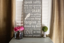Craft Ideas and DIY / by Valarie Penner