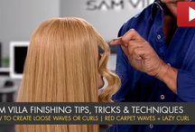 Waves en curls