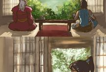 Avatar / Both kora and ang