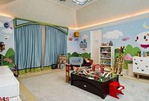 Traditional Playroom Design