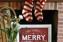 Christmas ideas and craft
