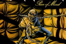 Iron Maiden Álbums