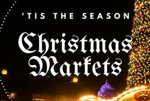 Christmas Markets from Newcastle / Feeling festive? We've got the lowdown on the best Christmas Markets in Europe