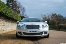 Bentley Continental GT Speed / 2010 Bentley Continental GT in Hallmark Silver