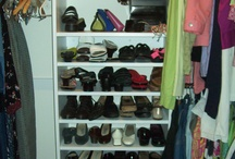 Professional Organizer / Pics of jobs we did, or of cool tips for organizing.