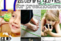 hearing activities