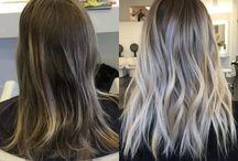 Idées cheveux / coiffures