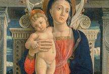 Madonna's en engelen / Ontroerende afbeeldingen / by Sophieke